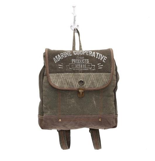 Myra Marine Cooperative Mini backpack