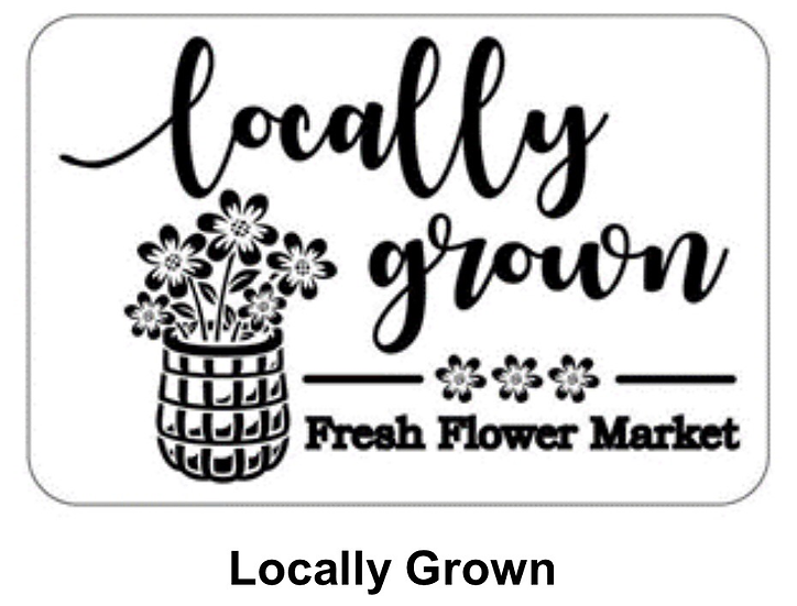 Locally Grown Stencils