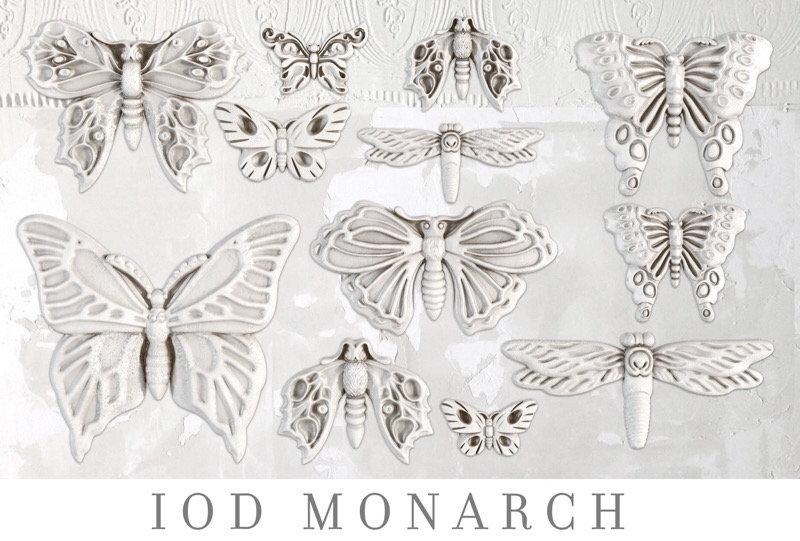 Monarch Decor Moulds