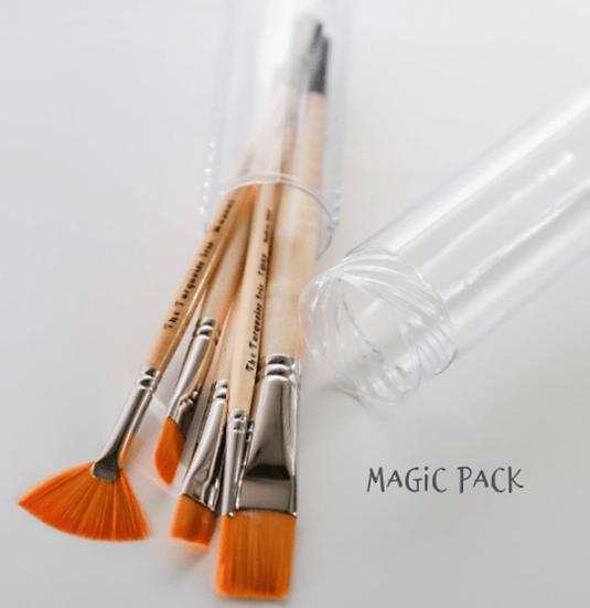 The Turquoise Iris Magic Pack