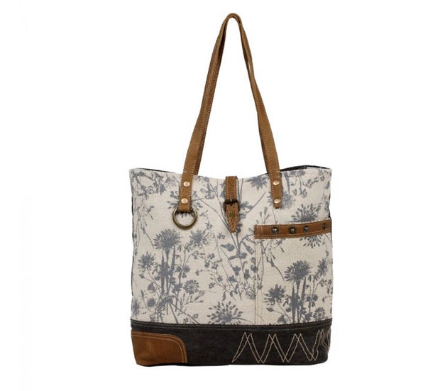 Myra Dream Catcher Shoulder Tote