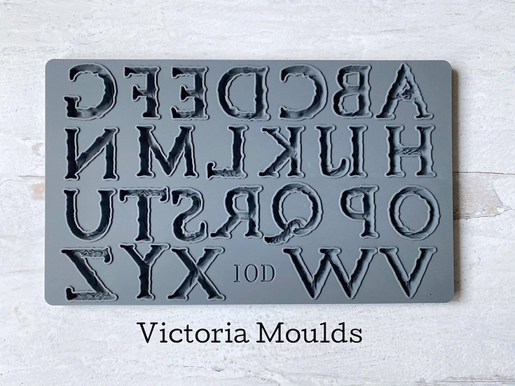 Victoria Moulds Available for Pre Order