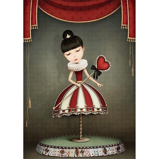 Fairy Queen - Decoupage