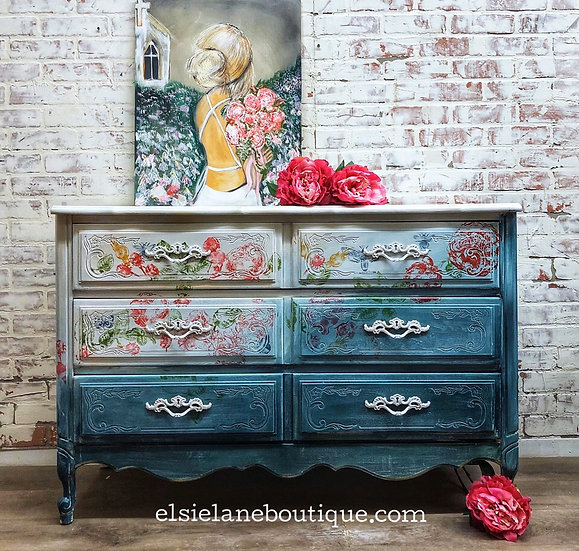 Sold! French Provincial Dresser (shipping included)