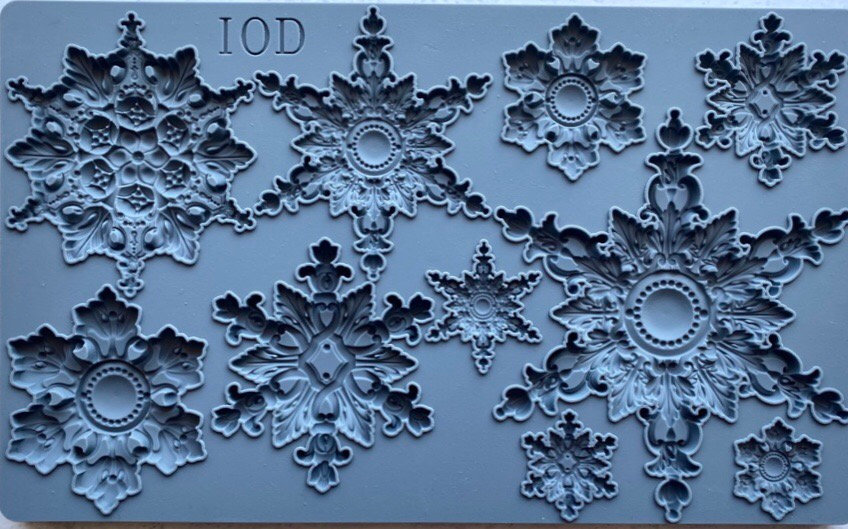 Snowflakes Moulds