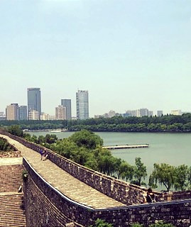 Building Bridges with Brownies: A Visit to the Furnace City of Nanjing