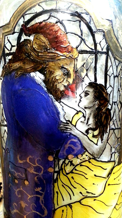 Beauty and the Beast Light