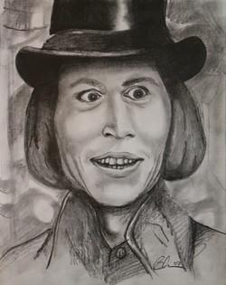 Willy Wonka Blair Mueller Art