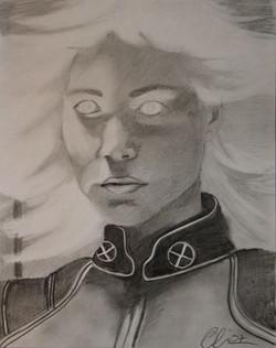 X-Men Storm Blair Mueller Art