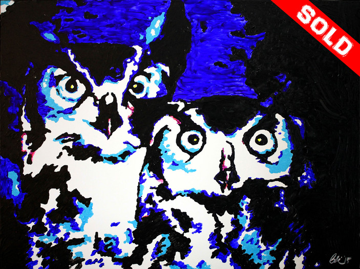 2 Blue Owls