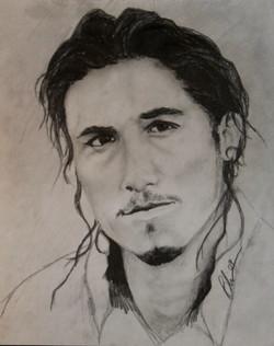 Orlando Bloom Blair Mueller Art