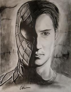 Spiderman Blair Mueller Art