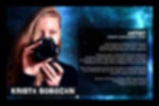 Krista Sobocan - The Art Nebula Project