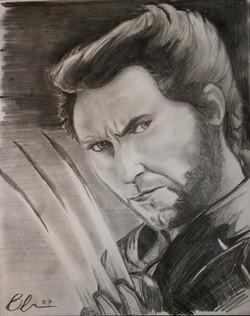 X-Men Wolverine Blair Mueller Art