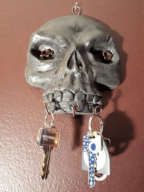 Skull Key-Chain Hanger