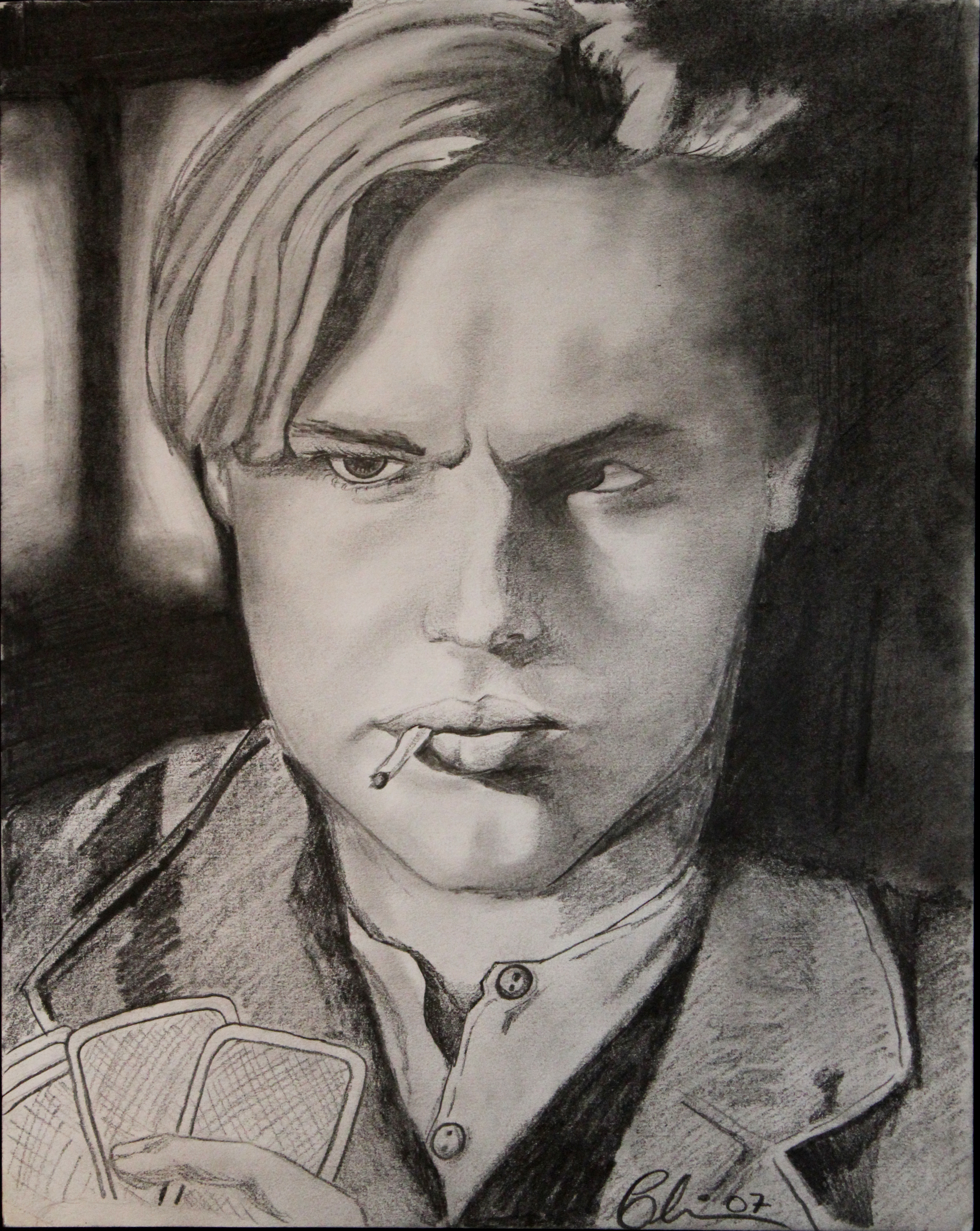 Titanic - Jack Blair Mueller Art