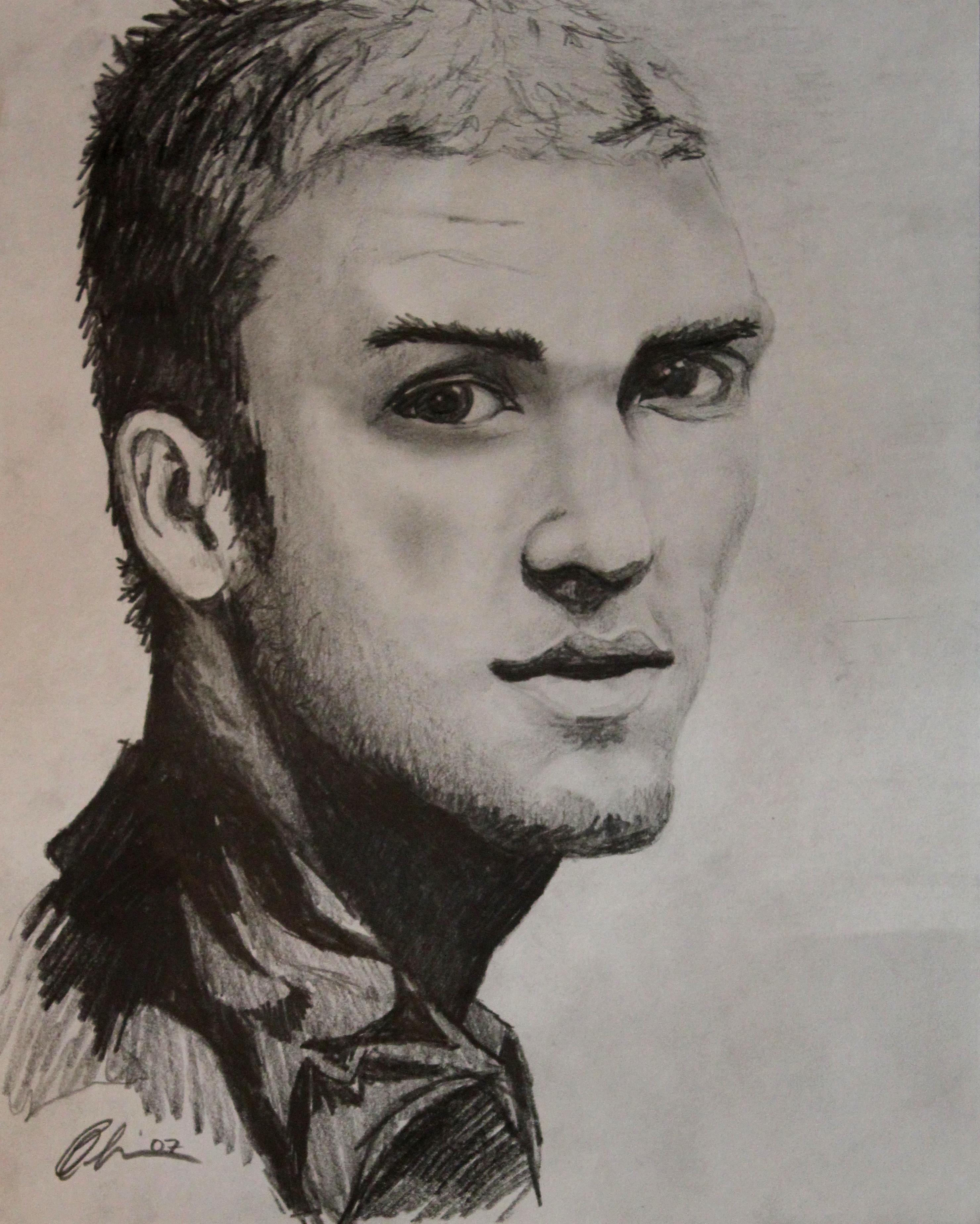Justin Timberlake Blair Mueller Art