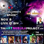 Episode 3 - The Art Nebula Project