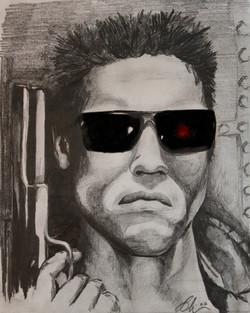 Terminator Blair Mueller Art