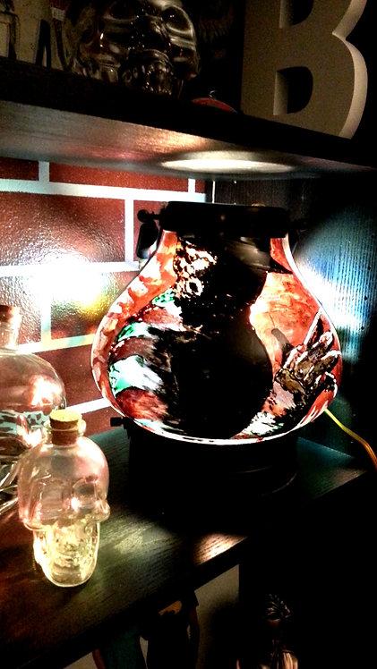 Freddy - Glass Lamp