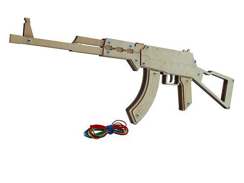 Автомат-резинкострел
