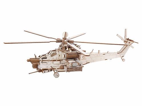 """Вертолет """"Ночной охотник"""""""