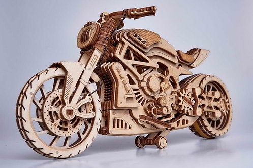 Мотоцикл DMS