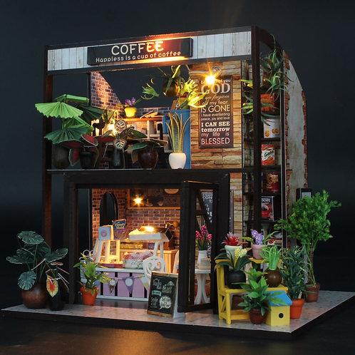Кофейня двухэтажная