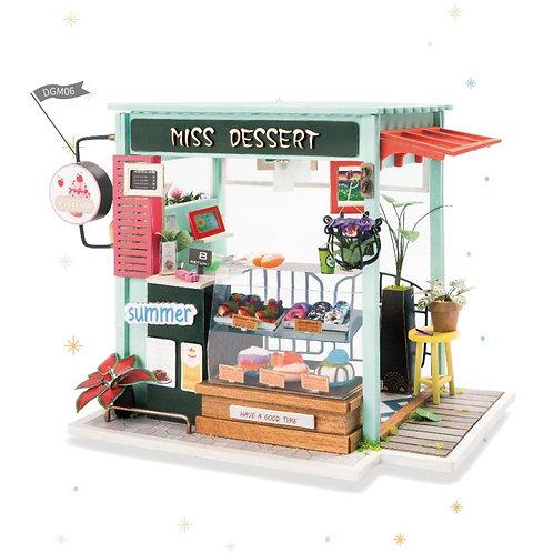 Магазинчик сладостей
