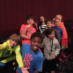 SBA Kids at Dave & Busters!