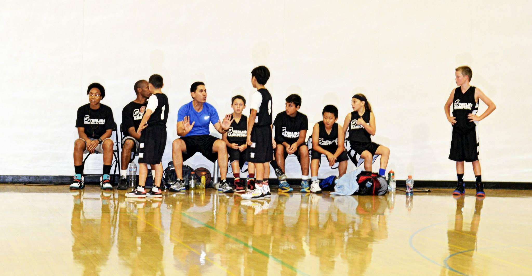 SBA Coaches & 10U Players
