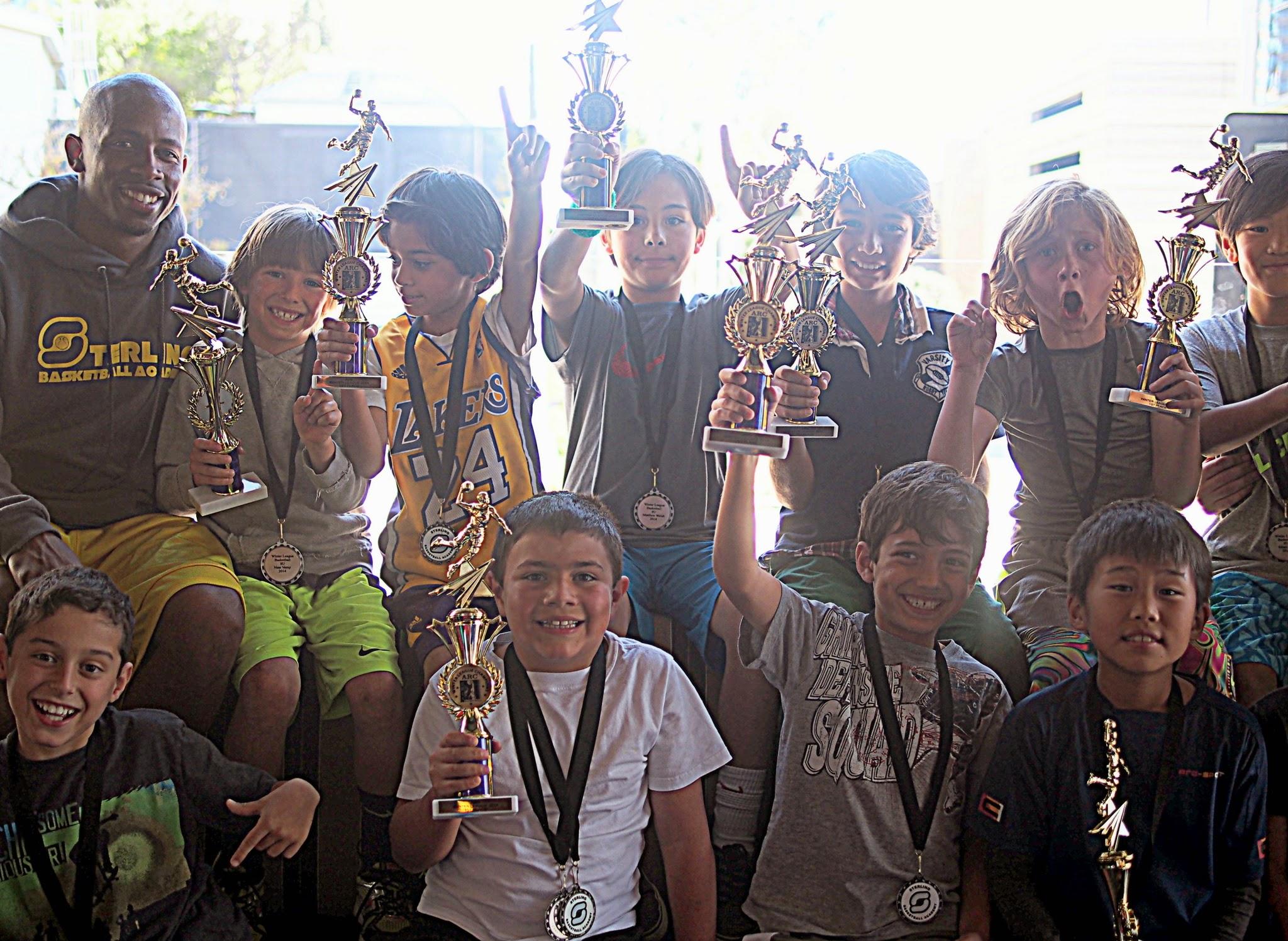 9U Champions