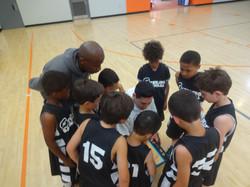 Coach Brian & Chad w. Team