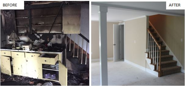 before and after Hall