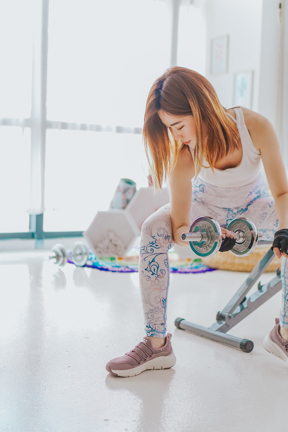 Does weight training make you bulky