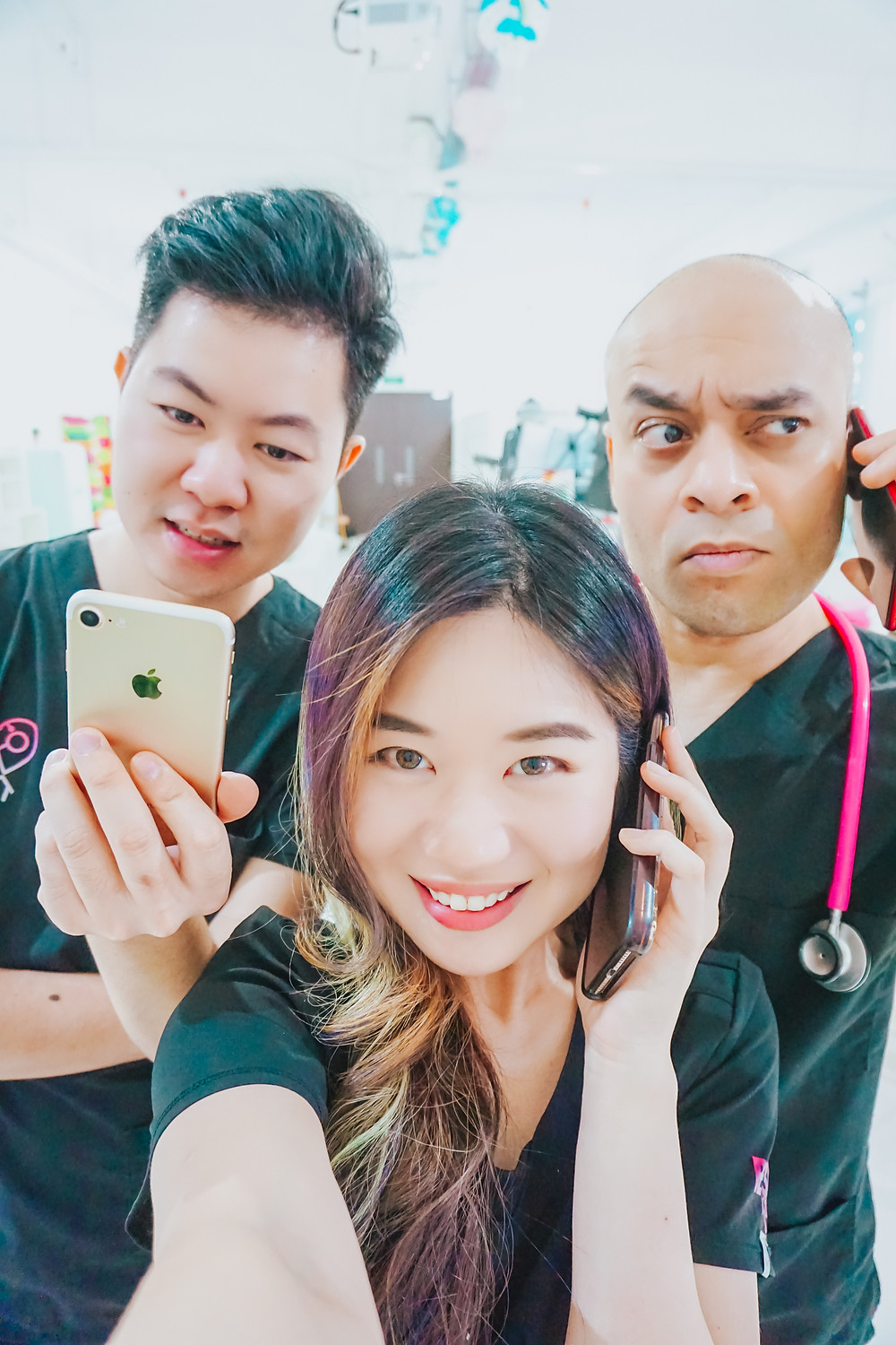 RESCU Online Video Consultation Doctor Singapore