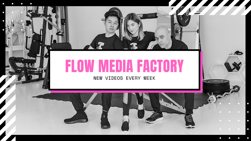 Flow Fysique Factory YouTube Channel Art