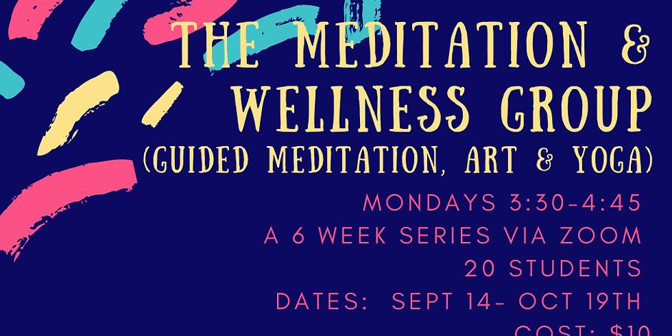 CW Meditation & Wellness Club! Series 1