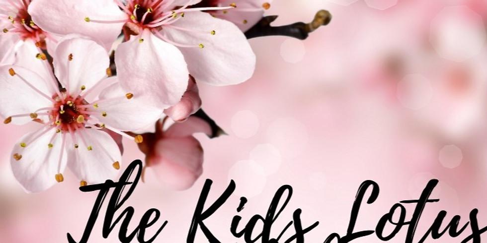 Kids Club: Expressive Art, Yoga & Meditation June 8-12th, 12-1pm!