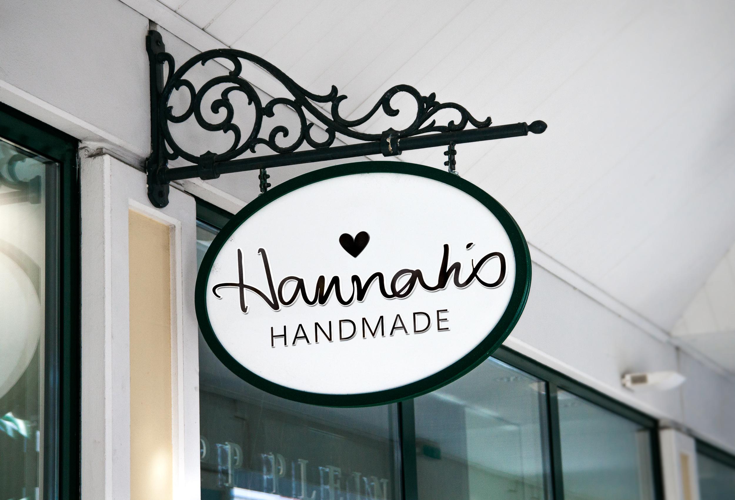 Hannah's Handmade Logo