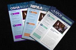 AAPOL, OSHA & HIPPA Designs