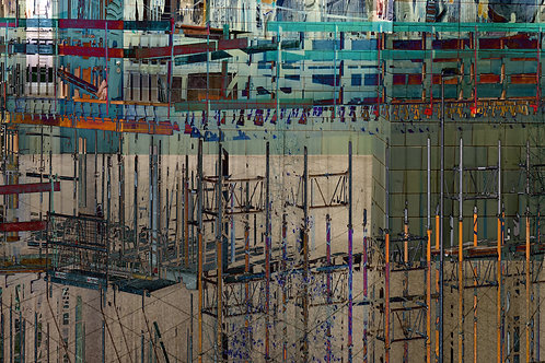 ARCHITECTURE AND SCAFFOLDING