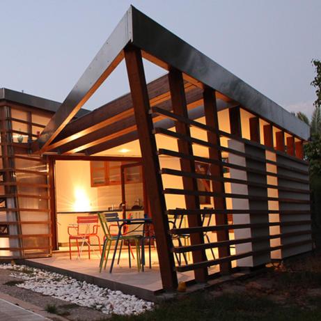 Pool House, Engomi