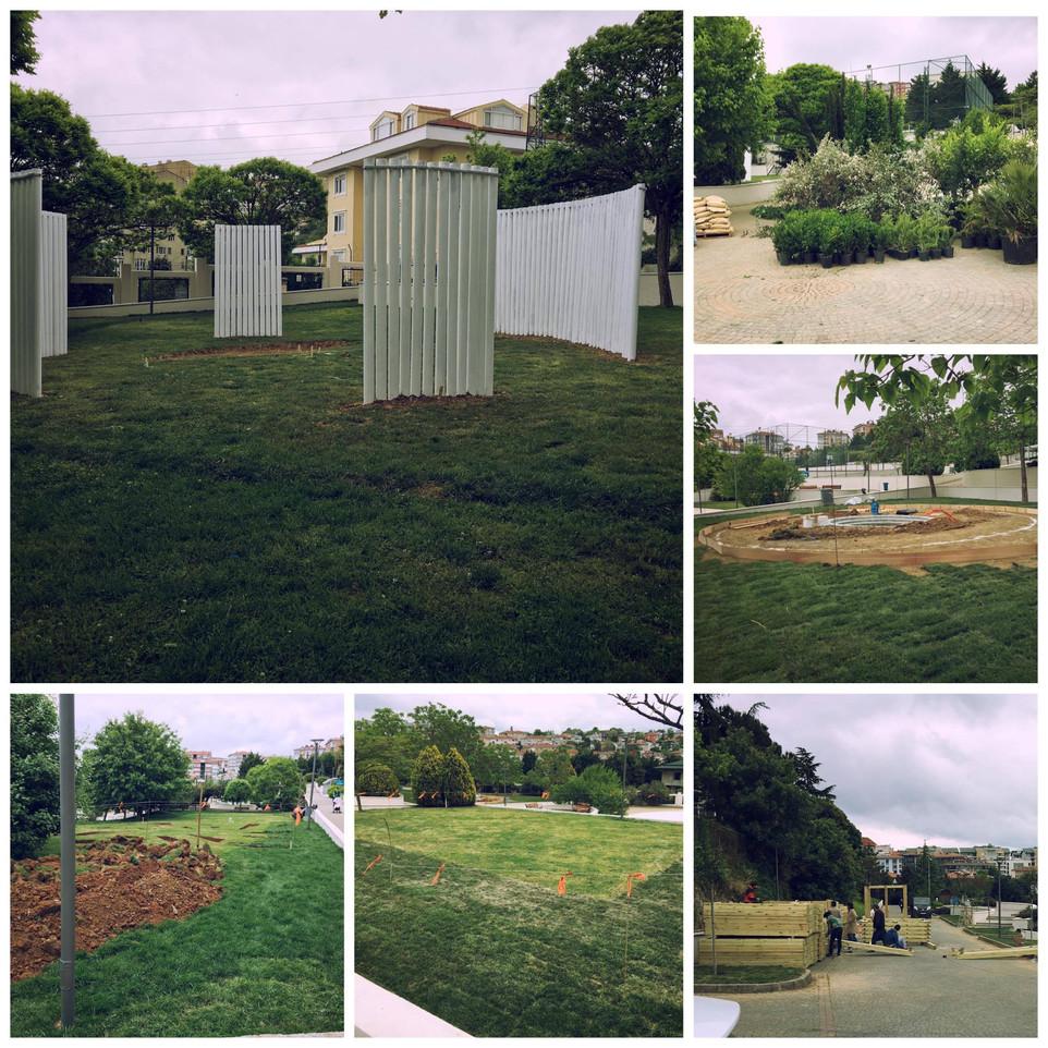 Aykut Barka Deprem Parkı...