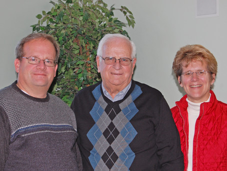 FAMILY CHALLENGE:  The McCalls act on gratitude