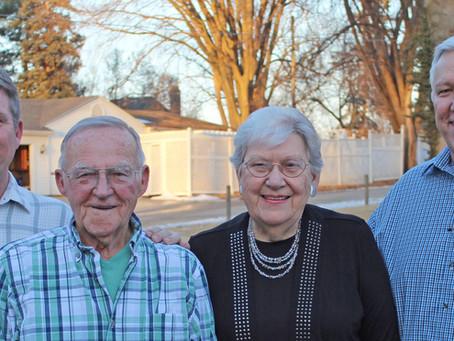 "FAMILY CHALLENGE: ""Shenandoah always felt like home."""