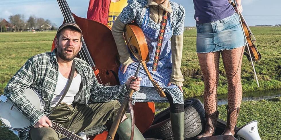 Blauw Gras Band