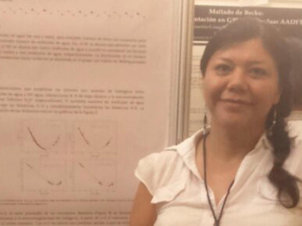 Dr. Alba Vargas-Caamal