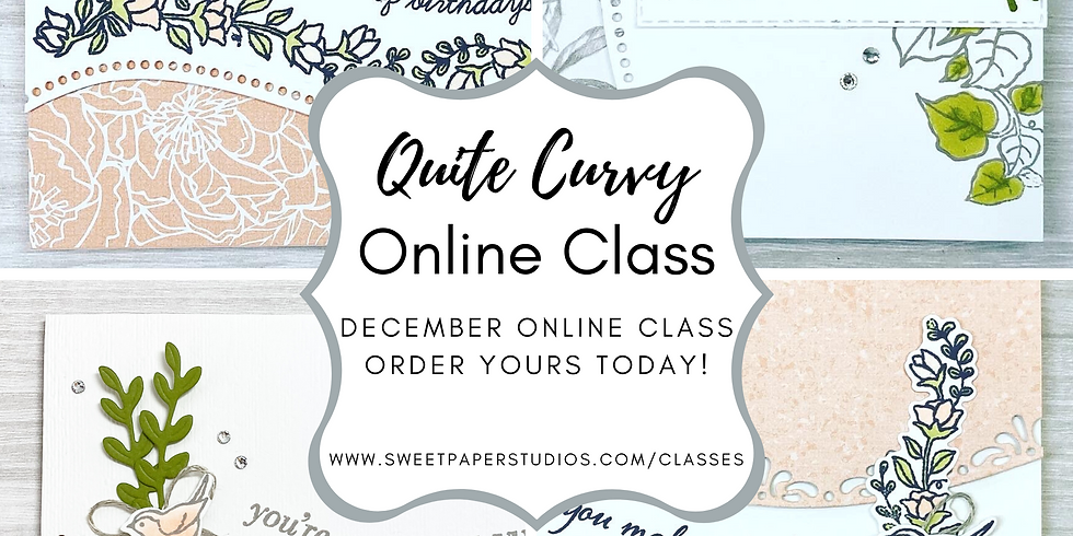 Quite Curvy Online Class