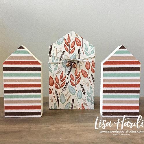 Fall Sweet Little Houses